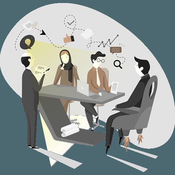 step1 - تبیین استراتژی بازاریابی دیجیتال