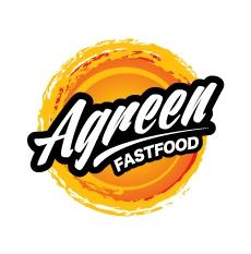logo FAST FOOD Agreen