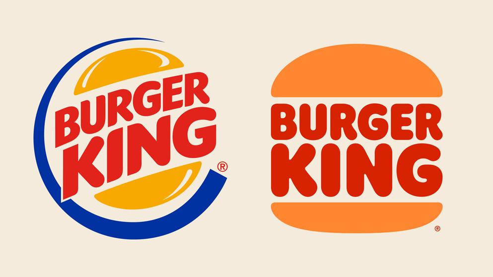 """1 - بازنگری در هویت بصری رستوران های زنجیره ای """"برگرکینگ"""" پس از 20 سال!"""